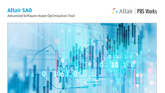 Altair SAO: Advanced Software Asset Optimization Tool