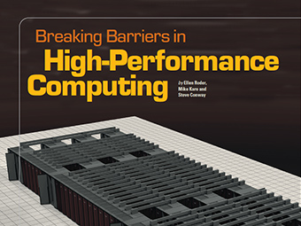 Breaking Barriers in High-Performance Computing