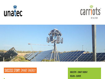 Case Study: Carriots improves energy performance and profitability of Unatec