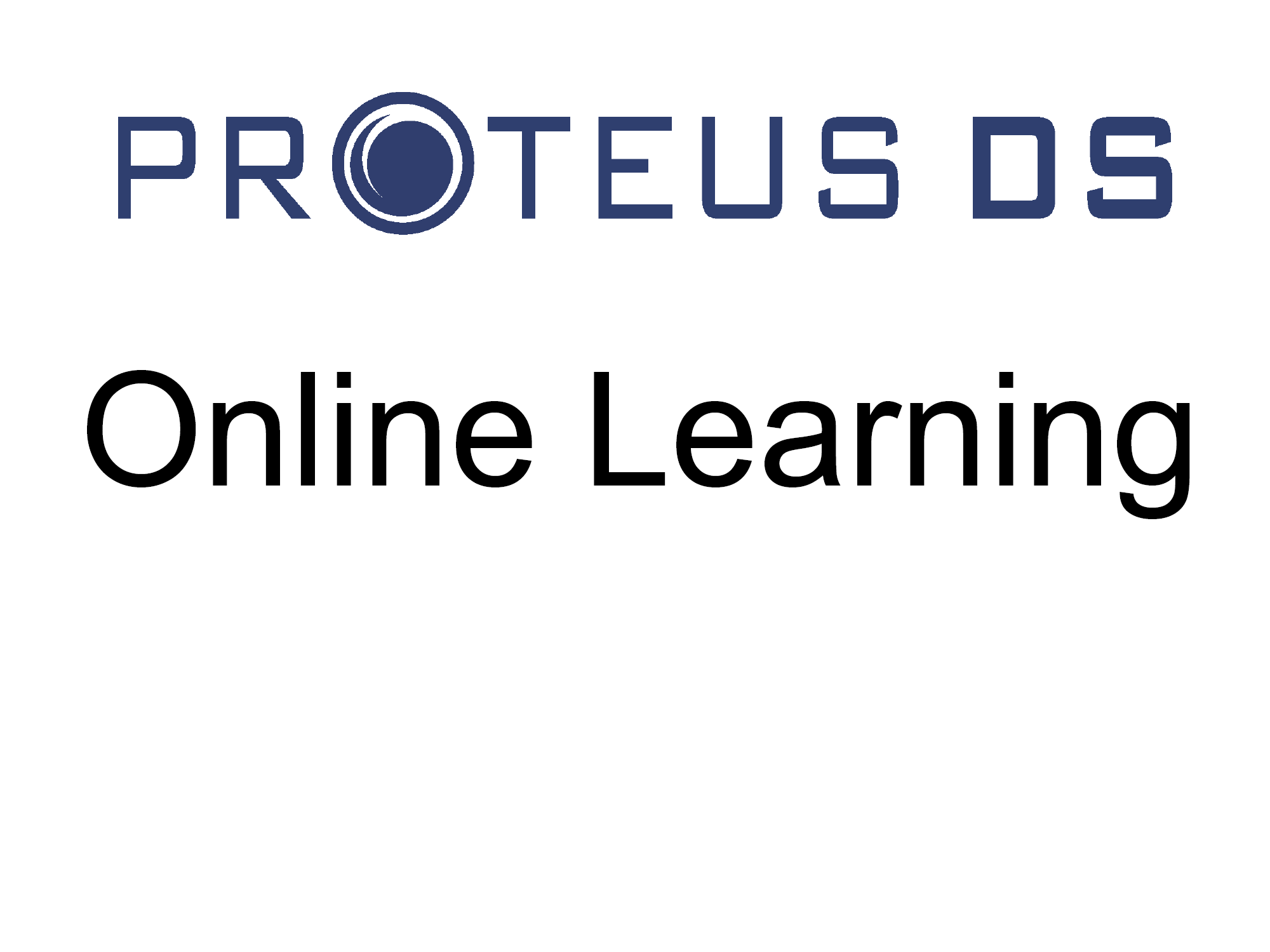 ProteusDS Tutorial Videos