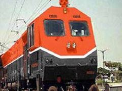 HyperWorks Accelerates Design Process and Development of Diesel Export Locomotive at RDSO