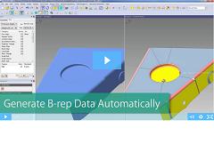 CADdoctor 7.1 Reverse Engineering Overview Video