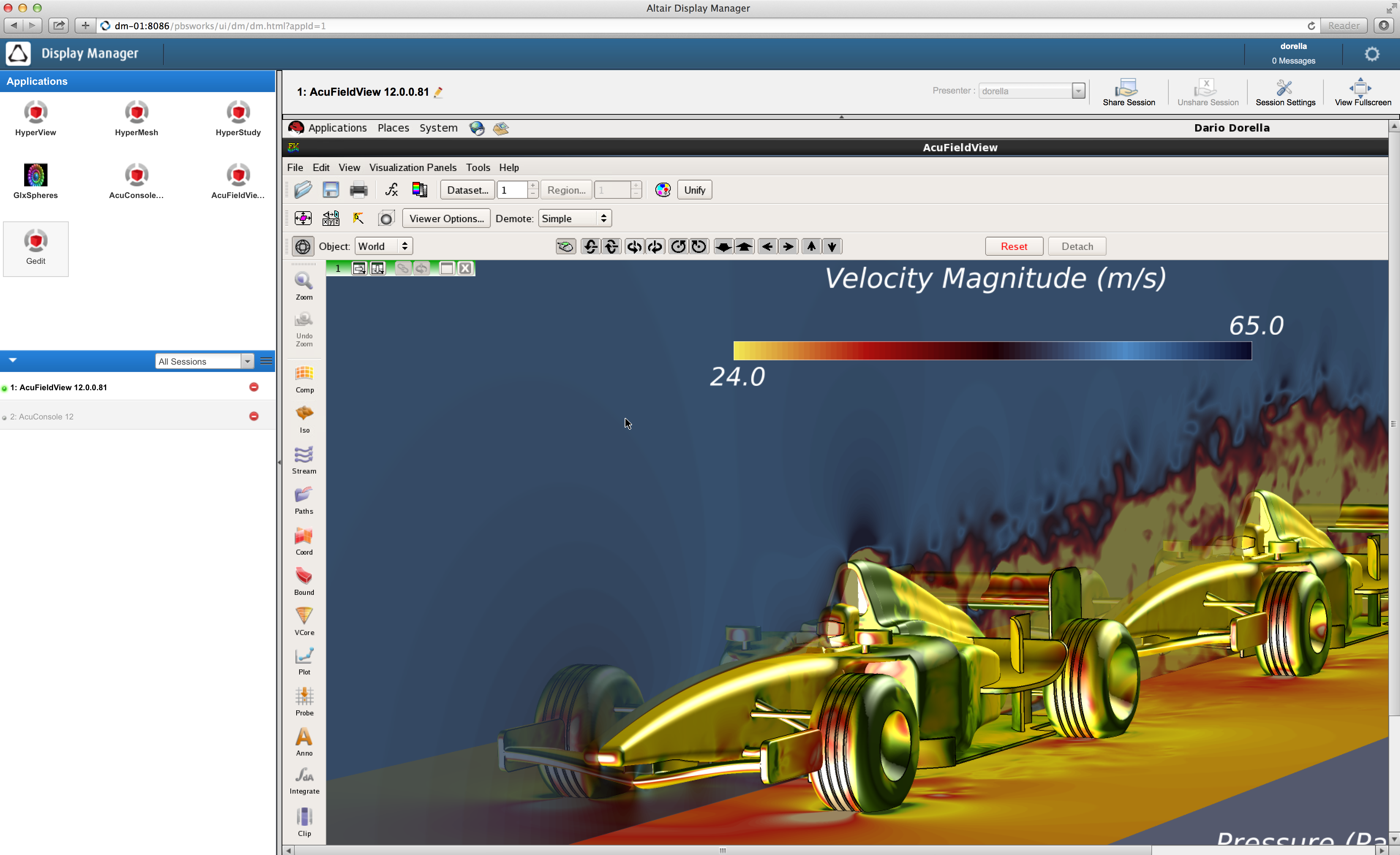 Webinar: Visualize it! From Zero to Remote Visualization with Display Manager