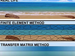 AlphaCell: Transfer Matrix Method vs Finite Element Method