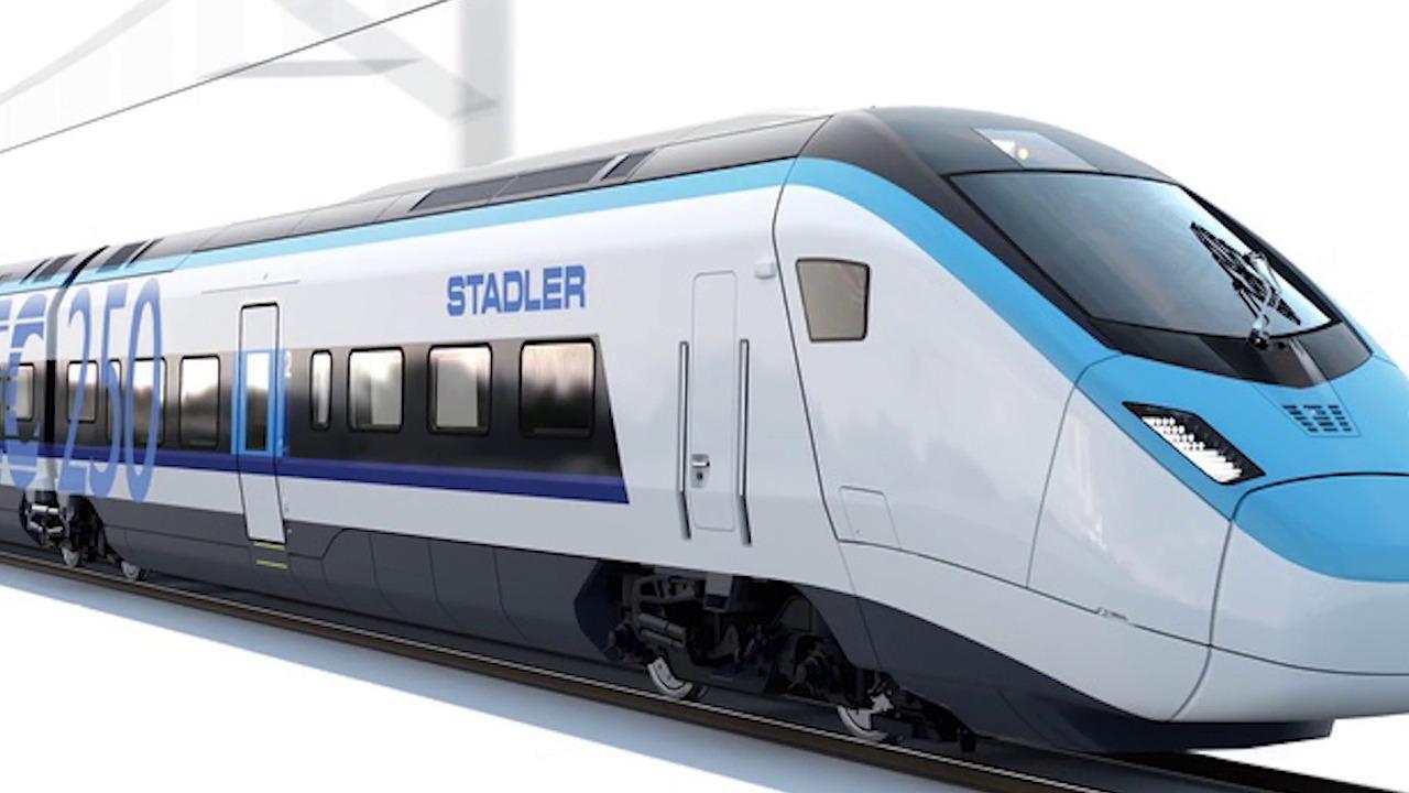 【日本語字幕】スイスの鉄道会社 Stadler Rail社
