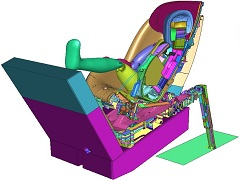 Safety Comes First - Development of the First i-Size Car Seat Using a CAE-Driven Design Process