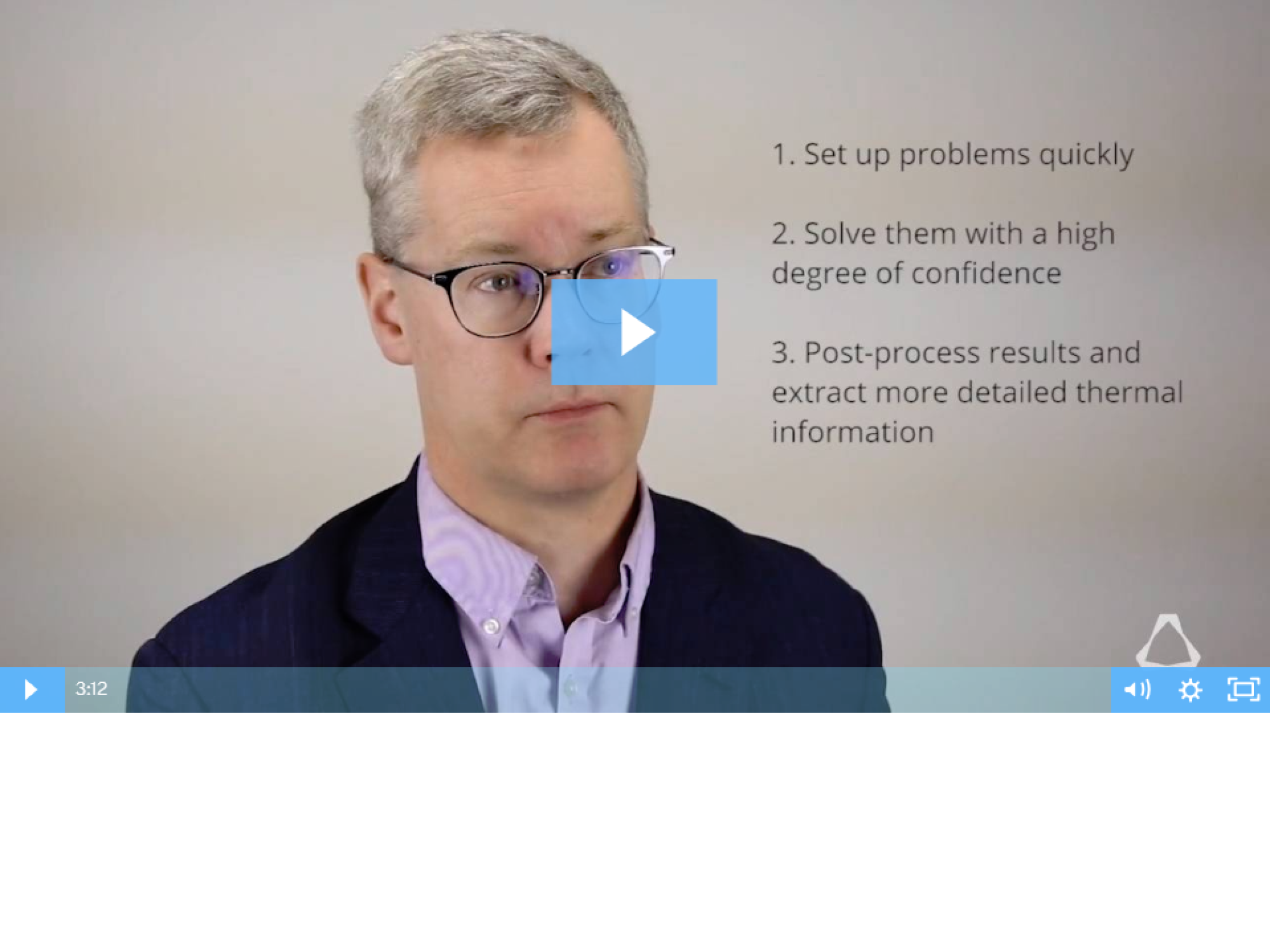 ThermoAnalytics Showcase Video