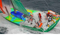 [AB]structures Relies on HyperWorks in Developing Three Record Breaking Round the World Racing Yachts