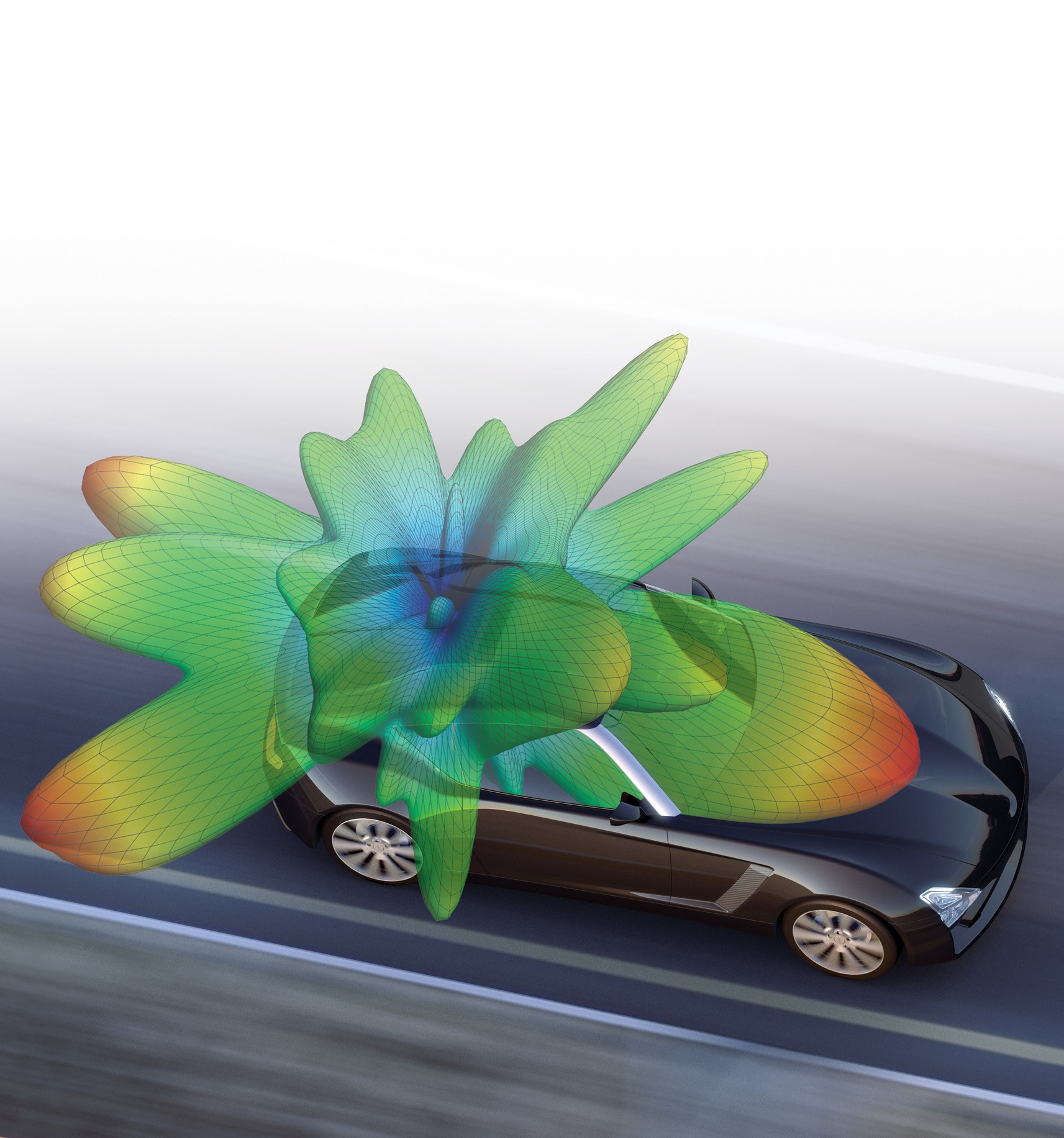Boosting HyperWorks Further with Electromagnetic Simulation