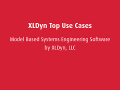 Top Use Cases: XLDyn
