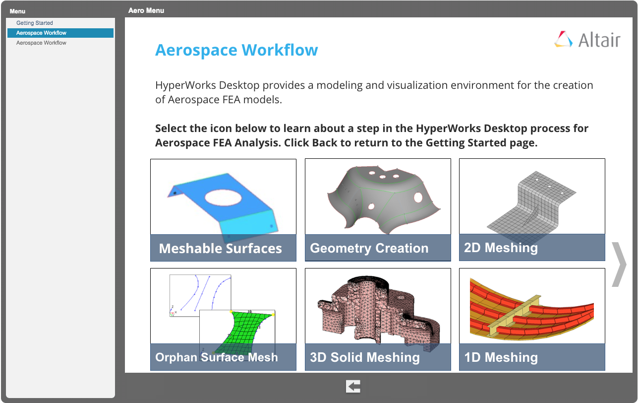 HyperWorks for Aerospace Applications v2019
