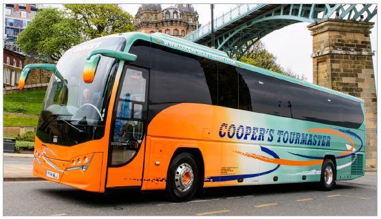 【日本語事例】HyperWorksを活用したバスのロールオーバー(横転)性能のシミュレーション - バーチャル設計でより安全かつ軽量な車両を実現