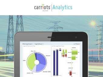 Carriots Analytics Business Analytics Solutions for Utilities
