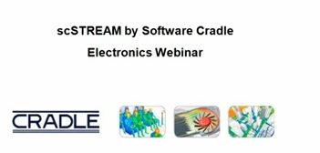 CFD Analysis on Electronics Applications Using scSTREAM