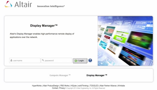 Demo: Introduction to Display Manager