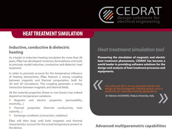 Heat Treatment Simulation