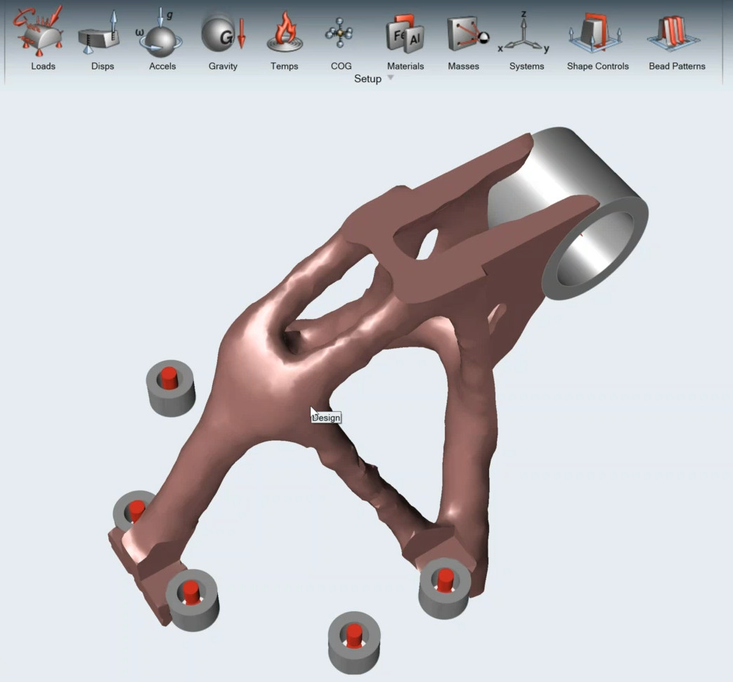 Designing Efficient Structures with solidThinking Inspire Webinar