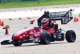 Iowa State University - Cyclone Racing