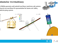MBS 14.0 for Machinery