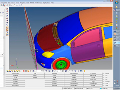 HyperWorks 13.0 Model Build and Management