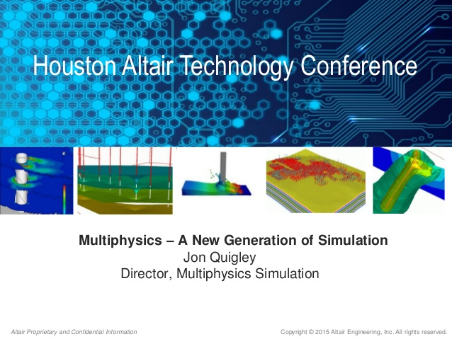 Multiphysics - A New Generation of Simulation