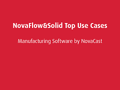 Top Use Cases: NovaFlow&Solid