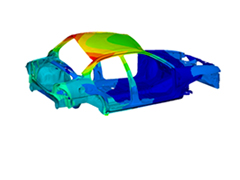 Advanced NVH Simulation Techniques