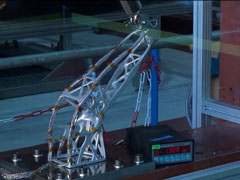 S1 AM Bracket - Rupture Test Time Lapse