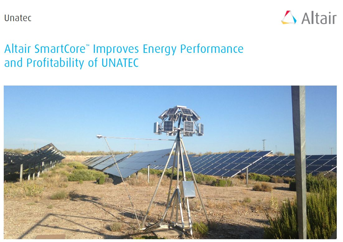 SmartCore improves energy performance and profitability of Unatec