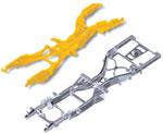 Development of  a Lightweight SUV Frame Concept