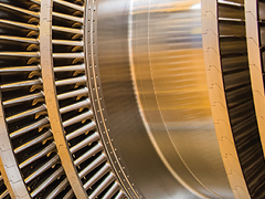 Case Study: Maple Drastically Reduces Downtime of Steam Turbines by Improving the Ultrasonic Testing of Rotor Blades