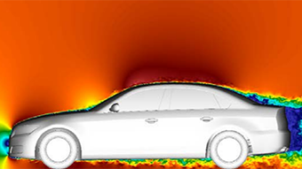 Ultra-Fast High-Fidelity Computational Fluid Dynamics on GPUs for Automotive Aerodynamics