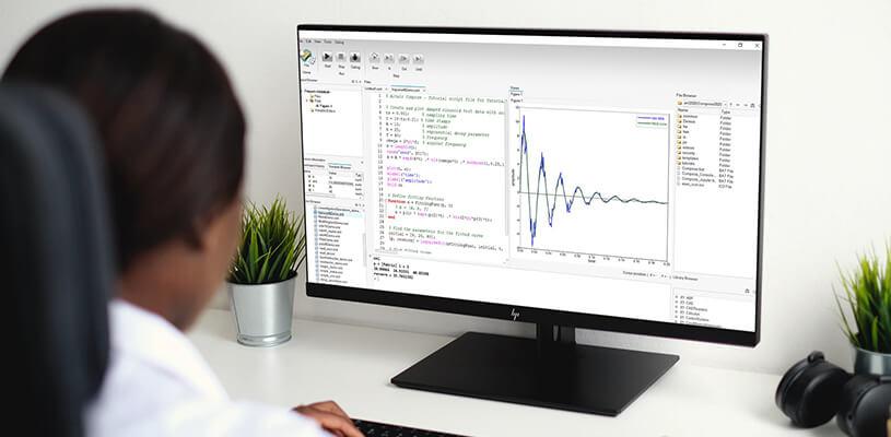 带有AI的异常检测和测试平台分析