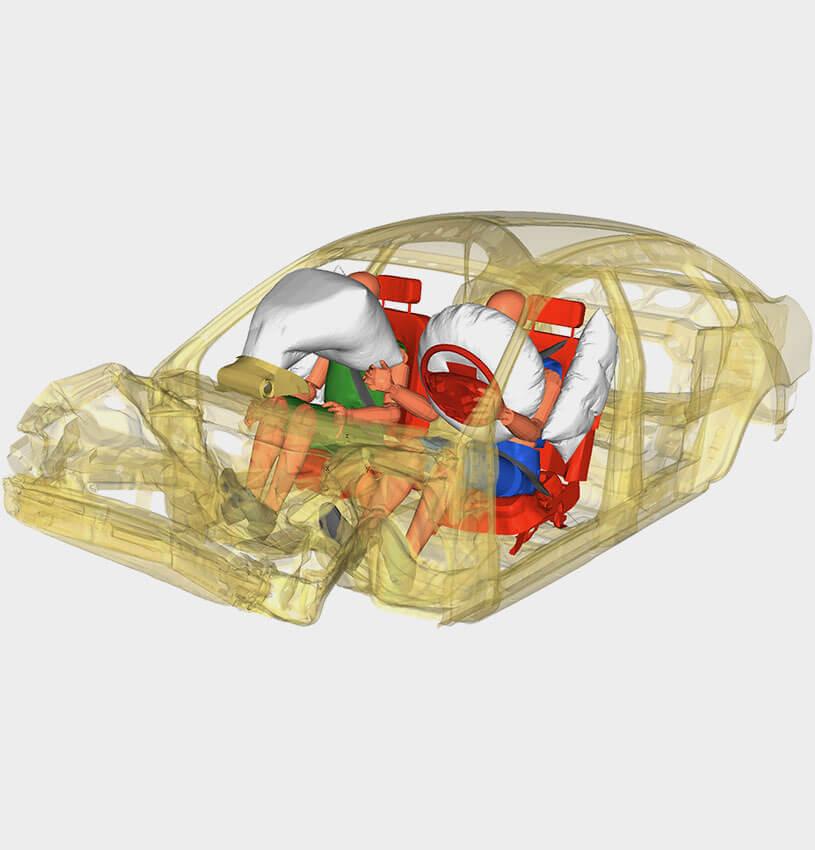 最小化电动车辆中的内部噪音(嗡嗡声,吱吱声和拨浪鼓)比内燃烧车辆更重要。Altair Squeak和Rattle Directs可以在产品开发中找到并修复BSR的来源。