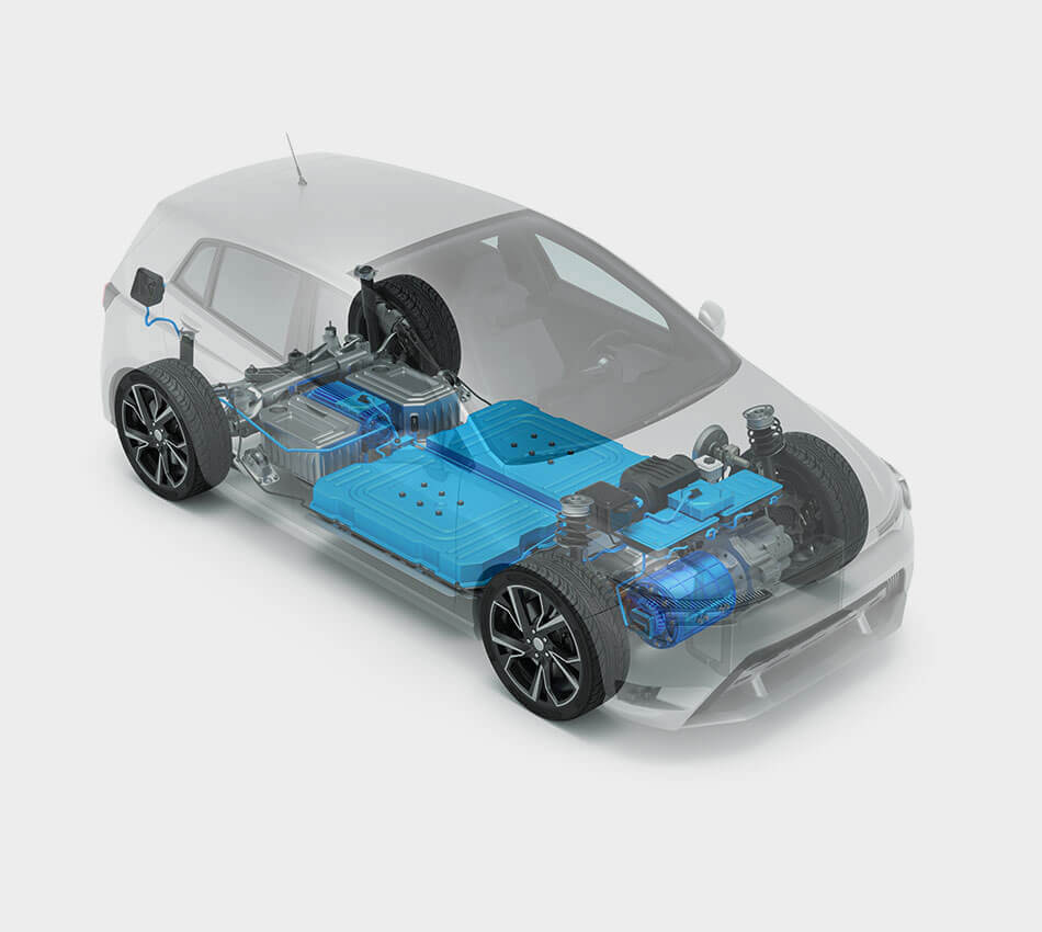 Altair products help automotive companies to improve fuel efficiency, achieve durability goals, and accelerate powertrain electrification.