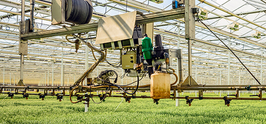 Agribots和仓库创新
