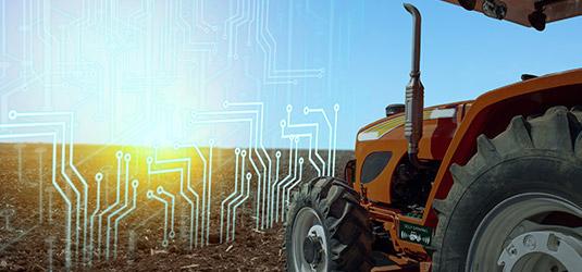 智能采矿、建筑和农业