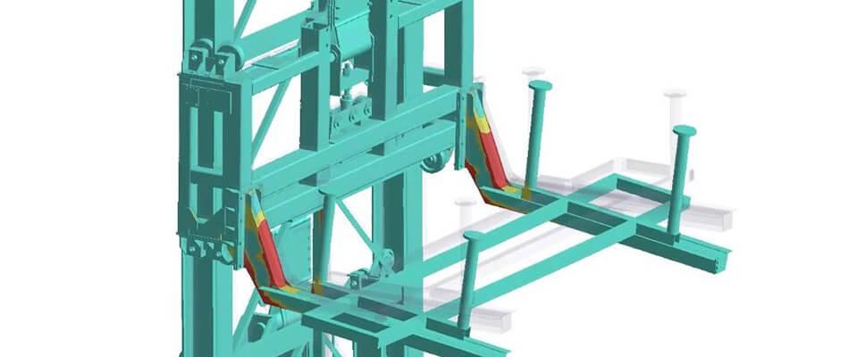 解决机器制造行业挑战的成功开发将模拟设置为其创新战略的核心。