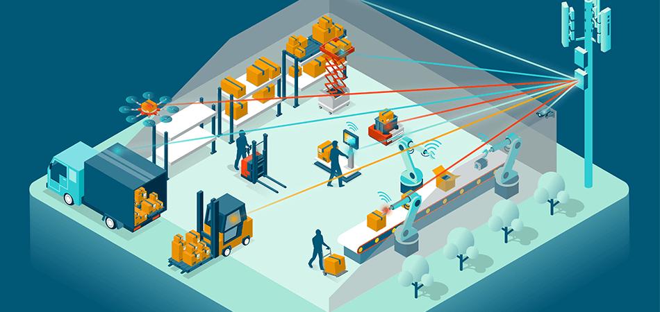 连接的工厂落地 - 智能工厂