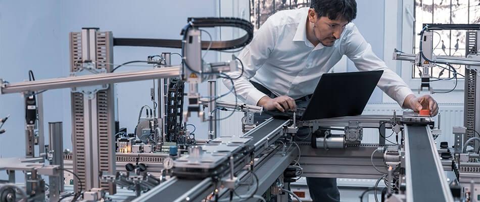 智能设备-工业4.0技术
