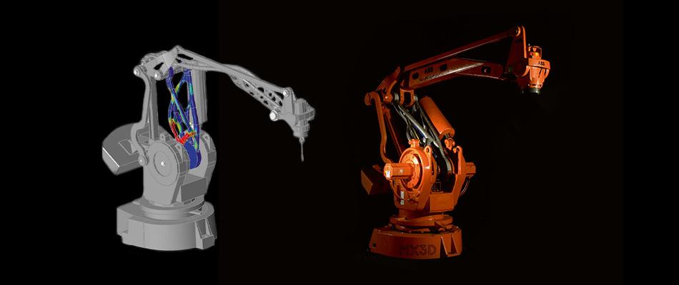 MX3D和Altair演示了如何应用大型3D金属印刷来定制制造设备并提高生产率。数字双床技术的使用驱动系统了解更好的设计,更高的运营效率,减少了实现风险。