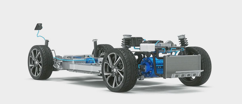 可持续设计解决方案,以满足下一代车辆需求。