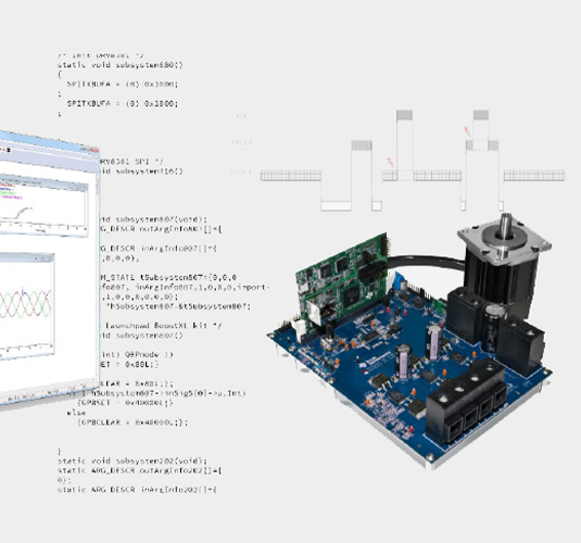 Visual Environment for Embedded Systems