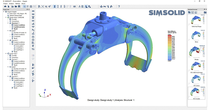 Structural Analysis for Rapid Design Iterations | Altair SimSolid