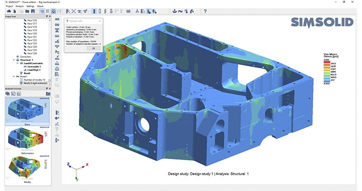 Structural Analysis for Rapid Design Iterations | Altair
