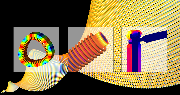 Electromagnetic, Electric, and Thermal Analysis | Altair Flux