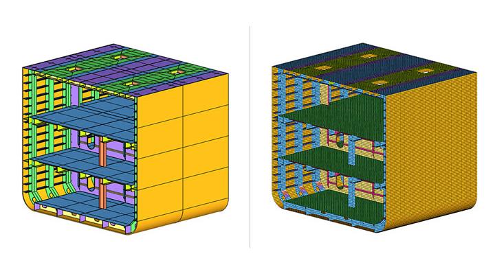 High-fidelity Finite Element Modeling | Altair HyperMesh