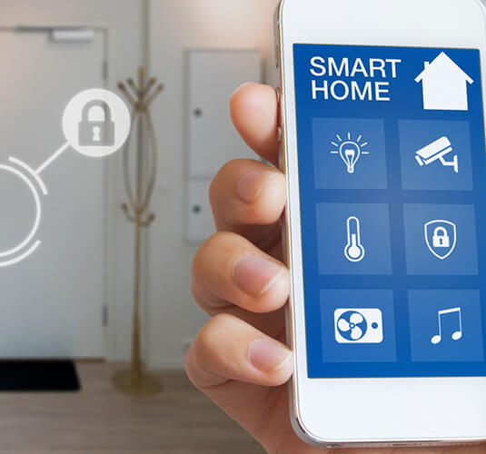 IoT-enabled Connected Devices