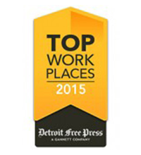 Top Work Places 2015 – Detroit Free Press