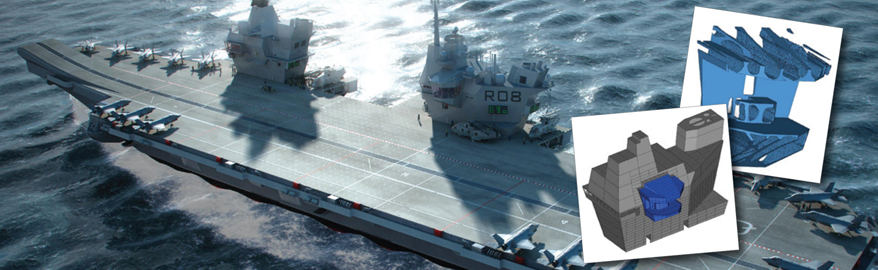 Aircraft Carrier Alliance – Partnerschaft mit Altair ProductDesign